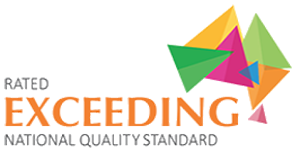 Rated Exceeding National Quality Standard