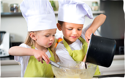 Learning Cooking Skills